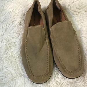 Alfani 360 flex tan shoes size 12 new